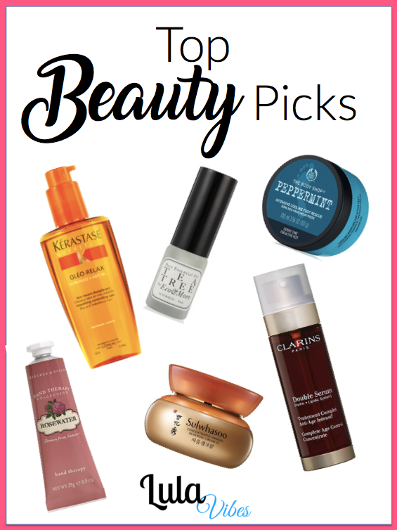 Top Beauty Picks