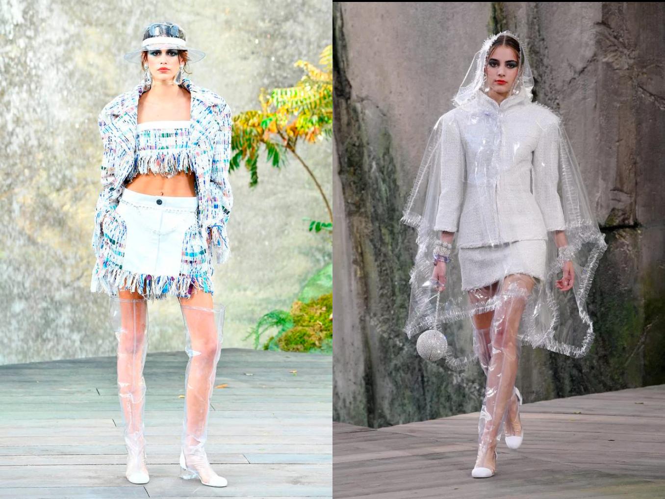 Chanel 2018 primavera verano