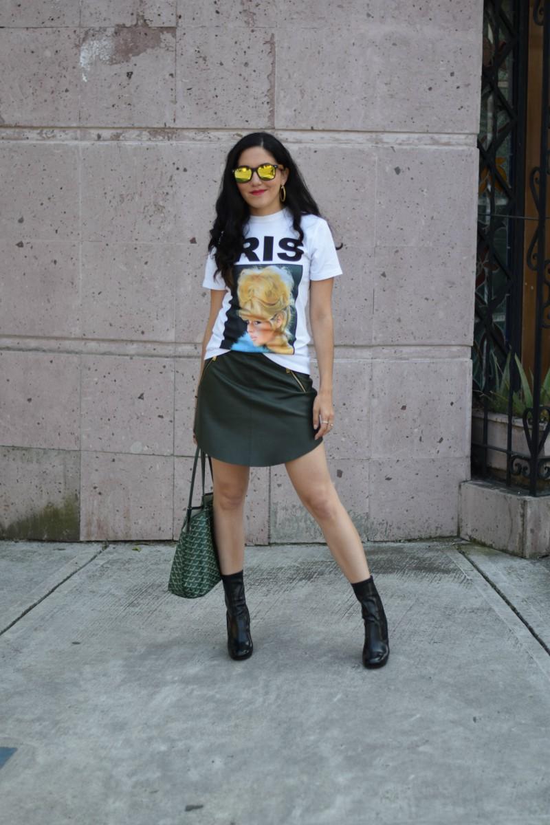 t-shirt lula vibes