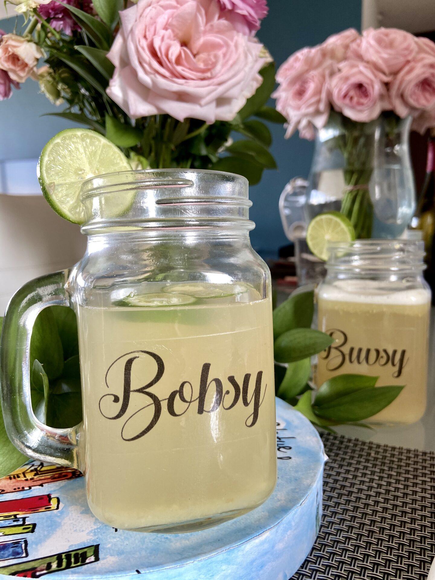 Best Easy Recipes- ginger lemonade