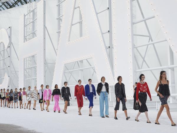 Paris Fashion week ss21