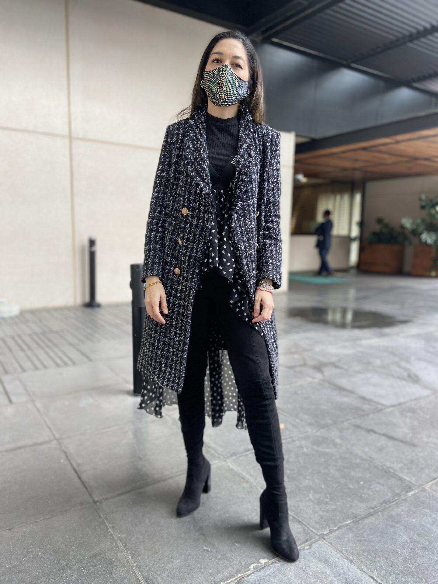 SHEIN EN MEXICO ES SEGURO abrigo