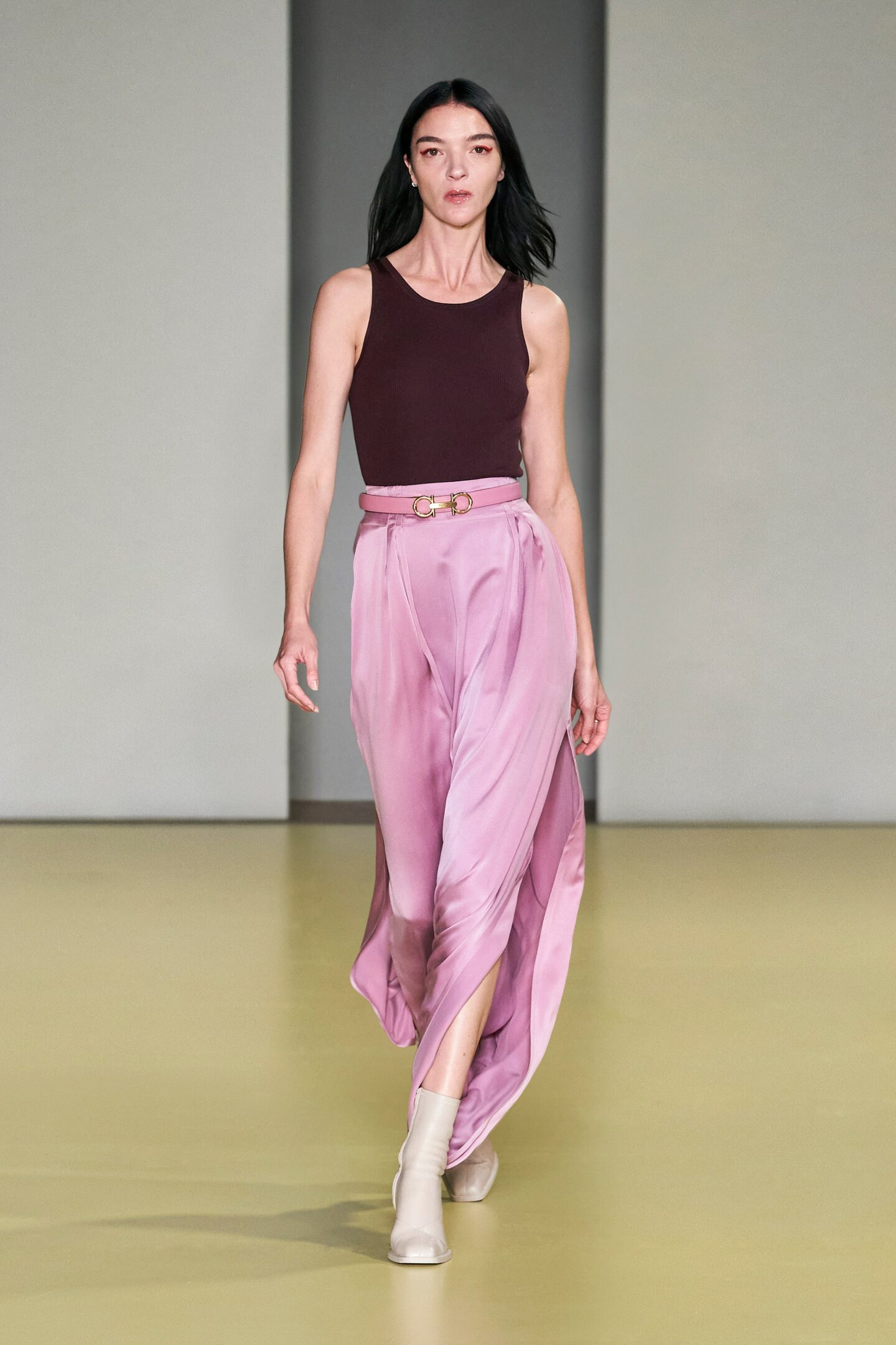 milan fashion week ferragamo show