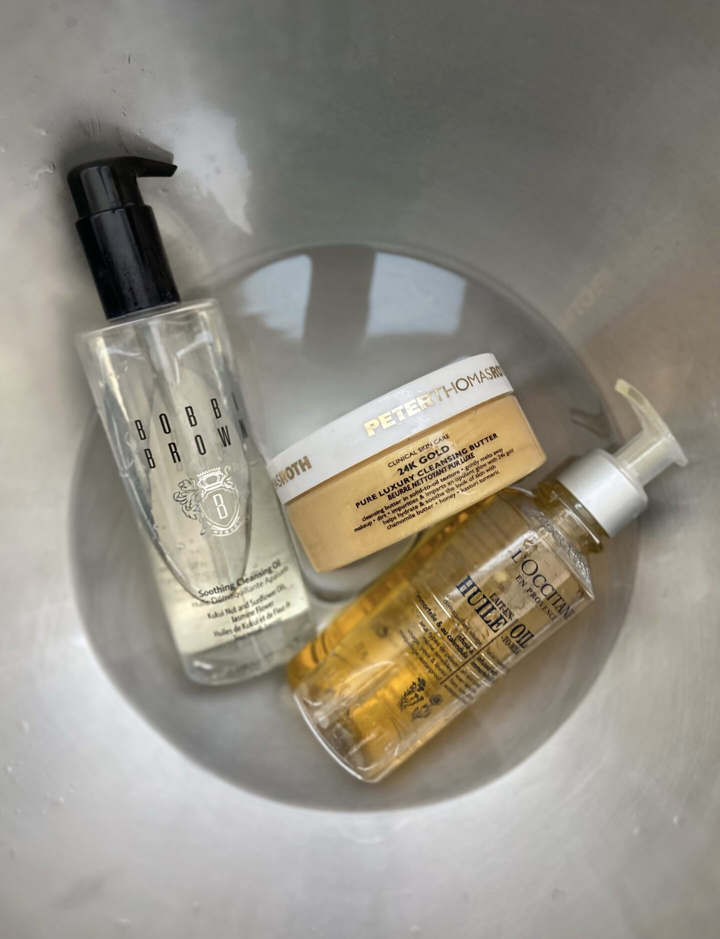 doble limpieza facial