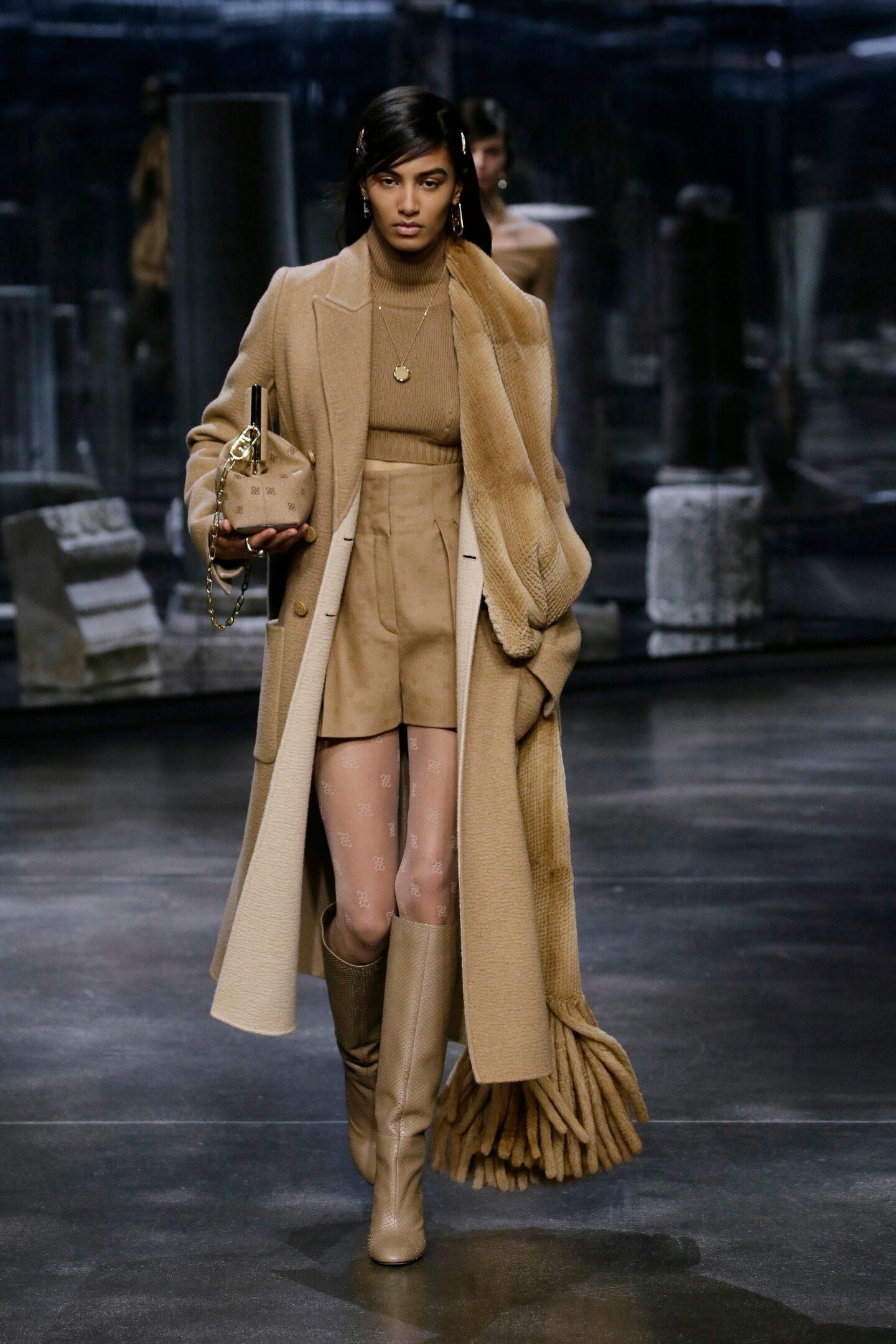 Fashion week 20212 fendi