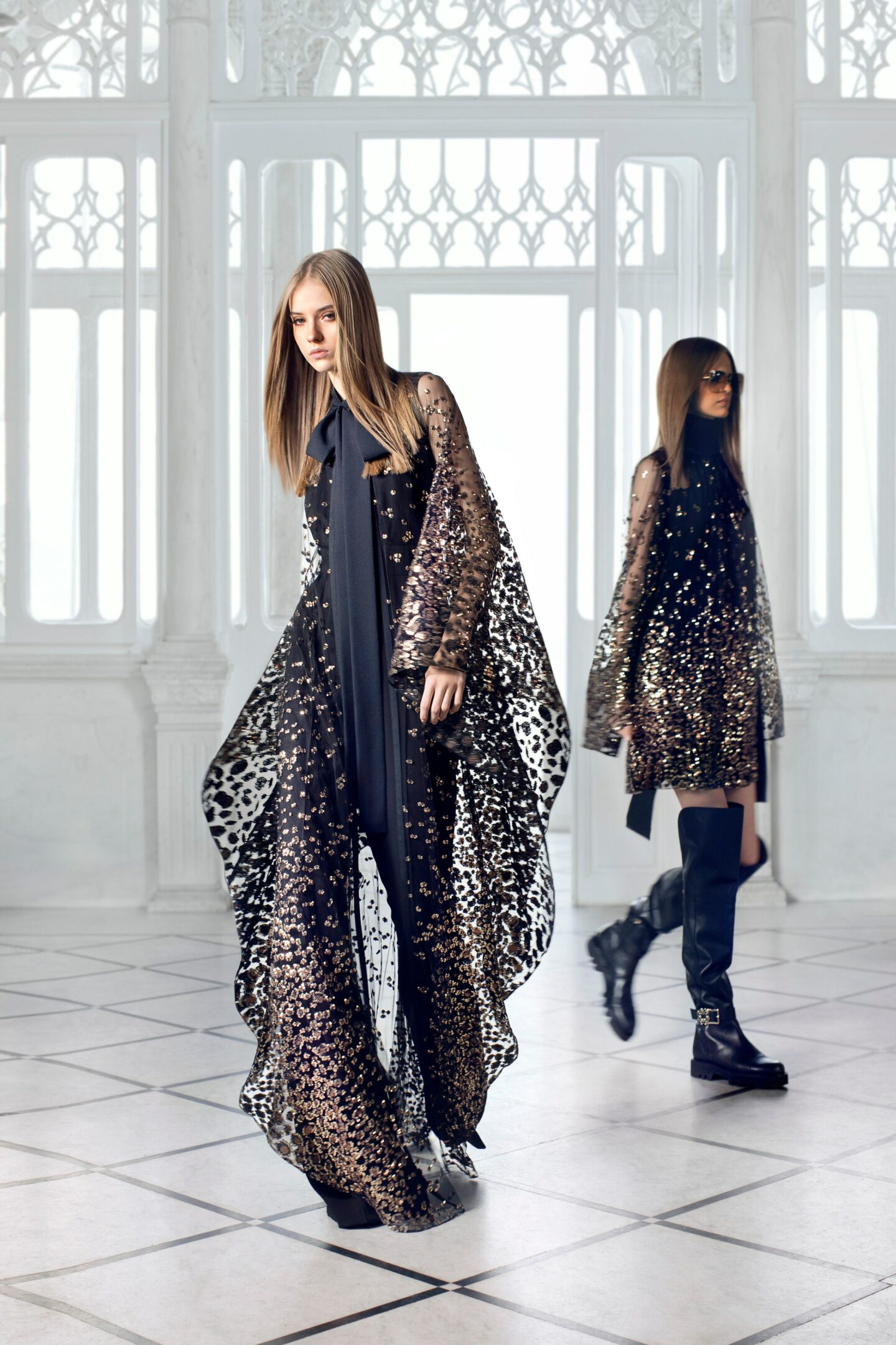 Fashion week 20212 ellie sab